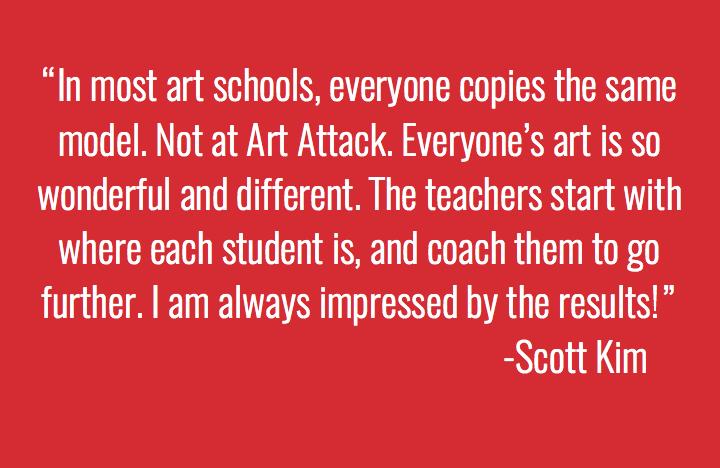 Art Attack Burlingame Classes Reviews Scott