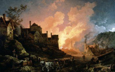 Romanticism: The Movement of Emotions | Art Attack Burlingame South Bay & Peninsula Art Classes