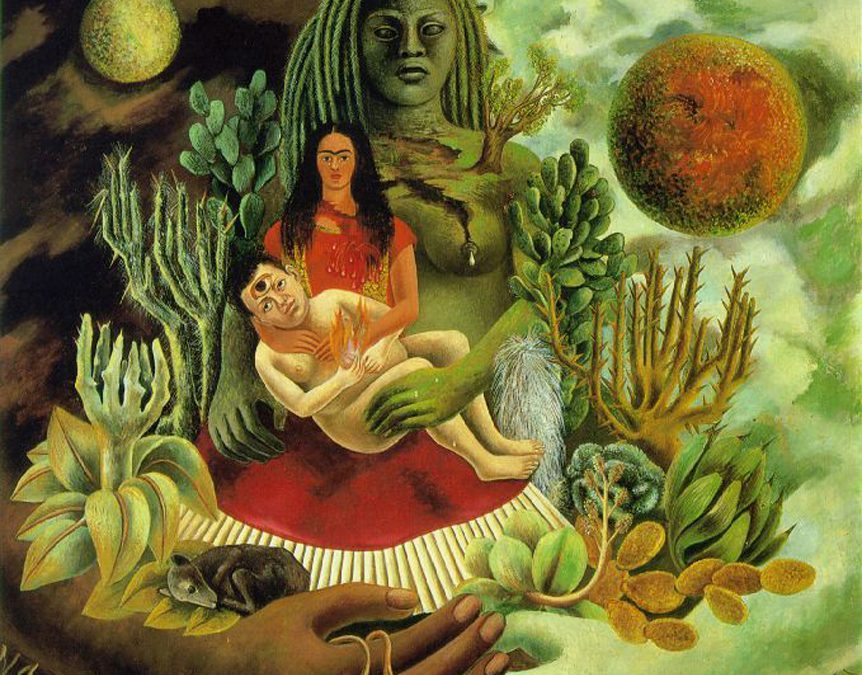 South Bay Art Classes – Frida Kahlo: Artist and Feminist Icon