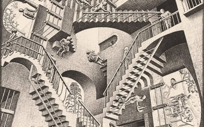 MC Escher: Mind Bending Art | Bay Area and Peninsula Art Classes for All Ages