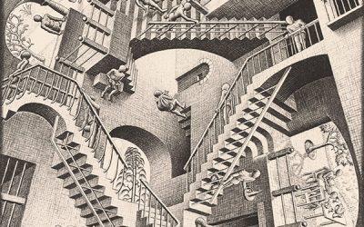 MC Escher: Mind Bending Art | Bay Area and Peninsula Art Classes for All Ages
