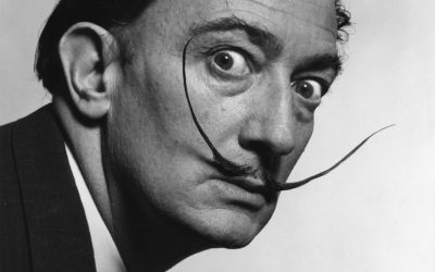 Salvador Dali and Surreal Dreams | Bay Area Kids Art Classes and parties