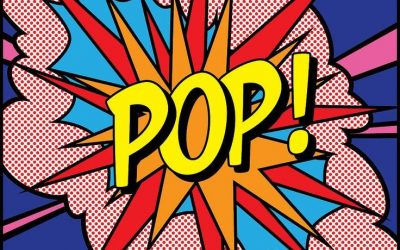 Roy Lichtenstein – Pop Art Great | First Friday | Art Classes, Art Studio