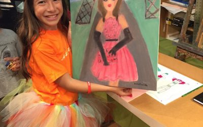 Art Attack Burlingame Summer Art Camps Weeks 6-10