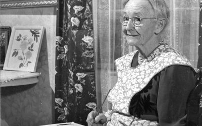 Art Attack – SF Bay Area art classes for kids and adults – Grandma Moses Birthday
